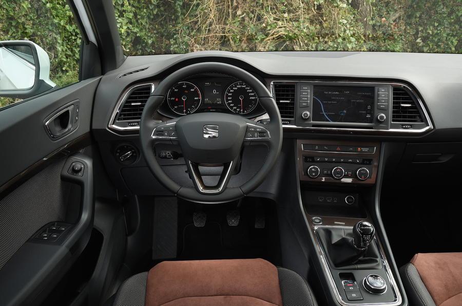 2016 Seat Ateca 2.0 TDI 150 4Drive review review