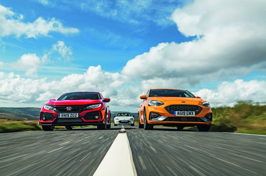 Britain's Best Affordable Driver's Car 2019
