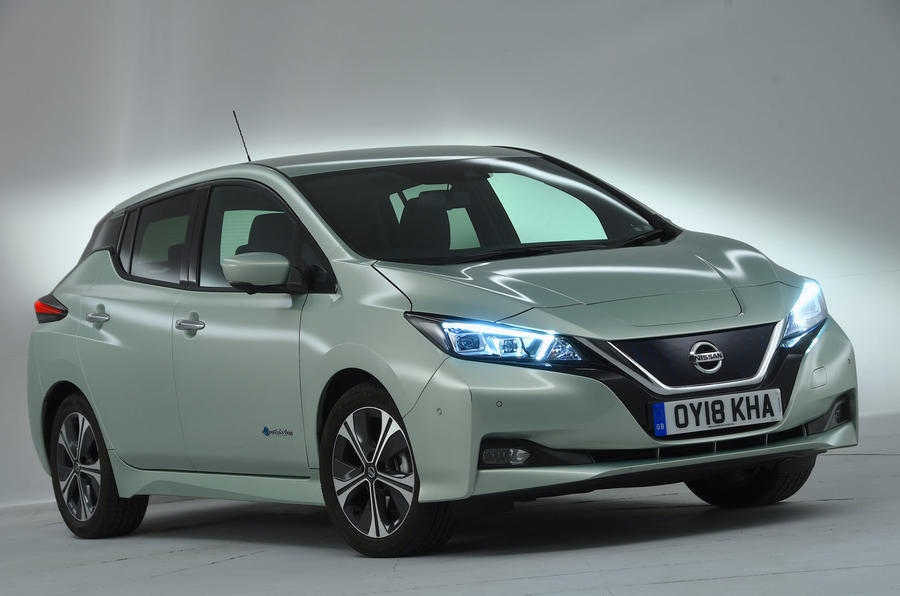Nissan Leaf electric car price increased in UK | Autocar