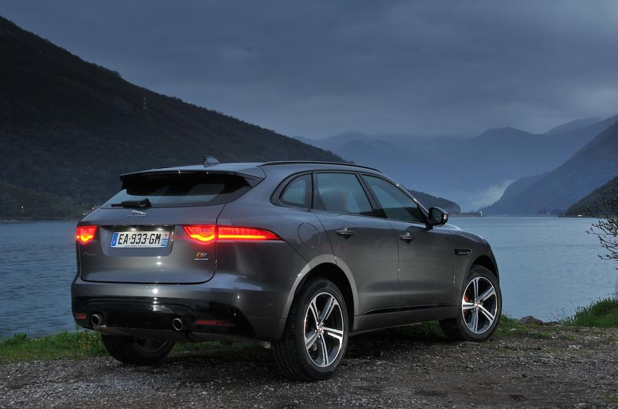 2016 jaguar f pace 3 0 v6 review review autocar. Black Bedroom Furniture Sets. Home Design Ideas