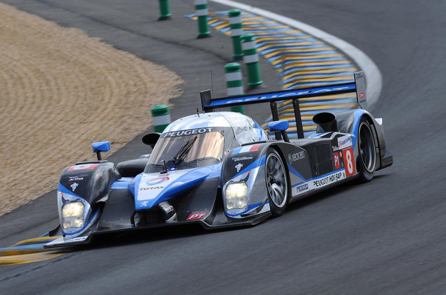 peugeot considers le mans return autocar. Black Bedroom Furniture Sets. Home Design Ideas