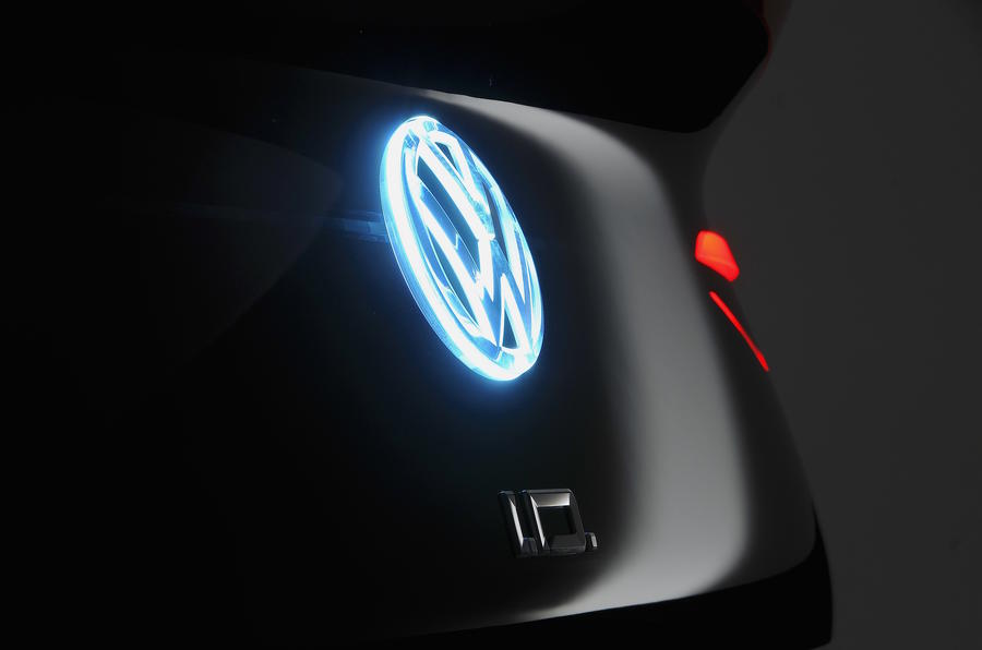 Volkswagen electric