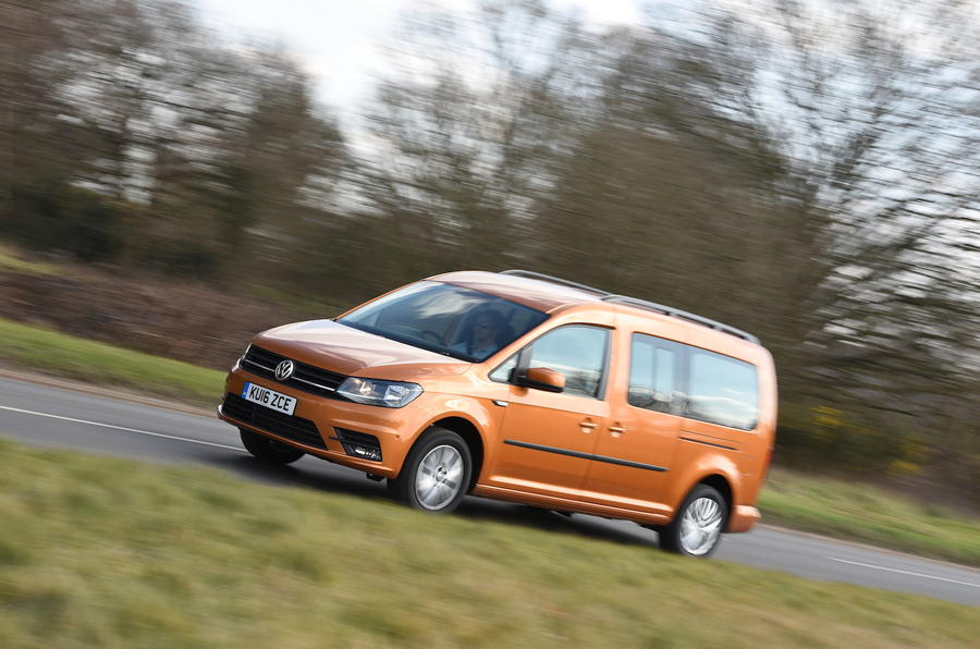 2016 volkswagen caddy maxi life 1 4 tsi 125 dsg review