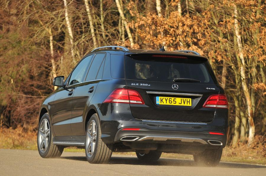 2016 mercedes benz gle 350 d amg line review review autocar. Black Bedroom Furniture Sets. Home Design Ideas