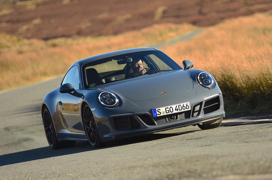 2017 Porsche 911 Carrera 4 Gts Pdk Review Autocar