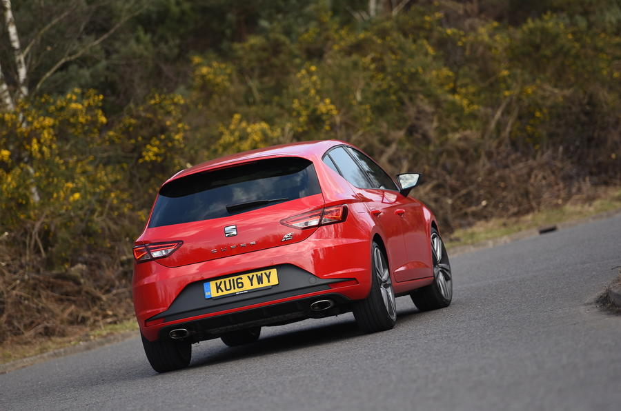 What Does Volkswagen Own >> 2016 Seat Leon Cupra 290 review review | Autocar