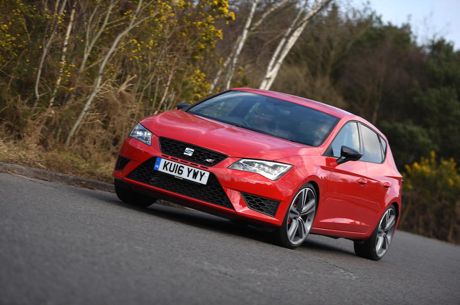 סופר 2016 Seat Leon Cupra 290 UK review | Autocar AV-26