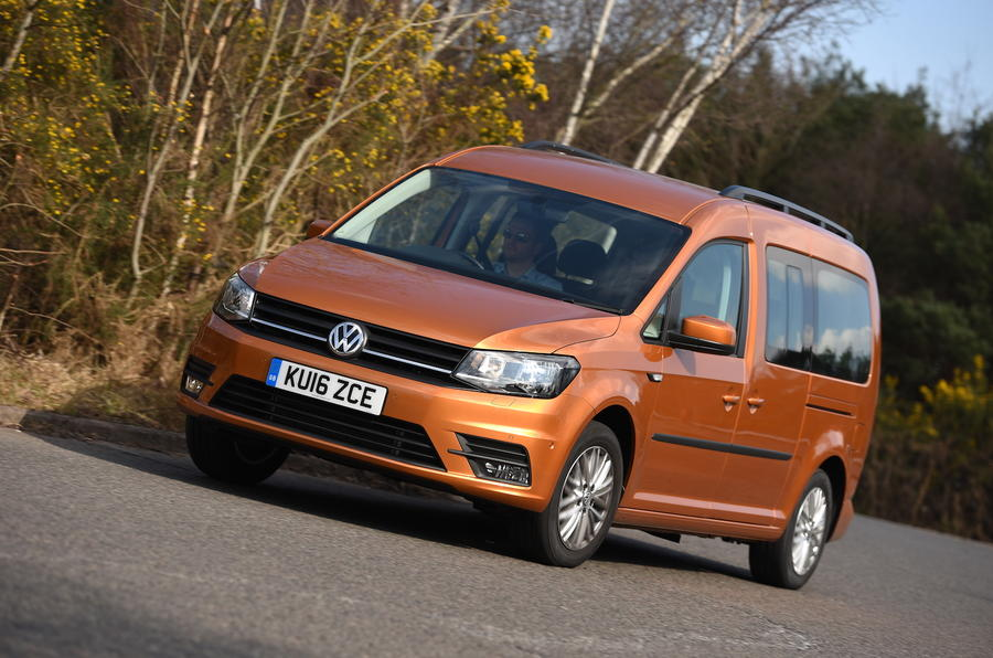 2016 volkswagen caddy maxi life 1 4 tsi 125 dsg review review autocar. Black Bedroom Furniture Sets. Home Design Ideas