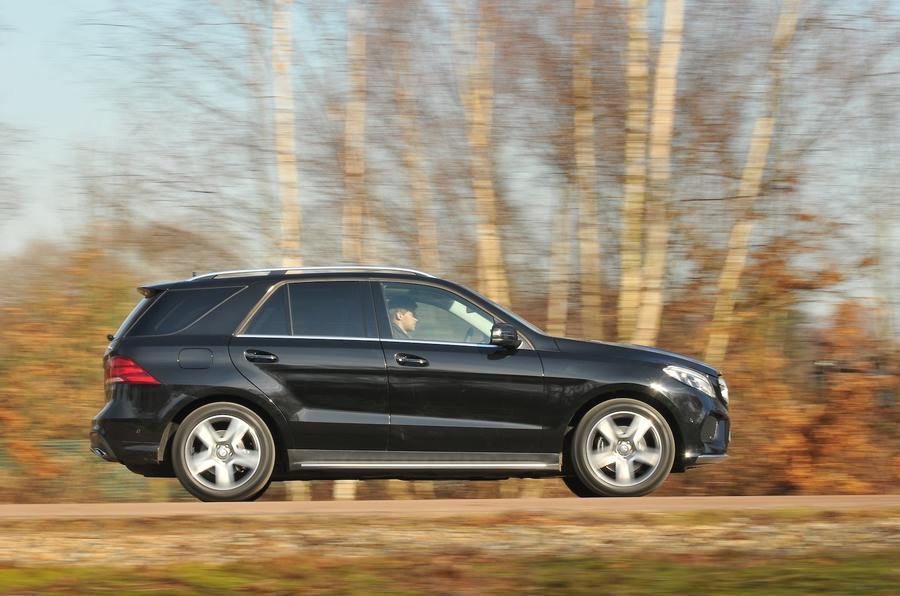 £56,280 Mercedes-Benz GLE350 d
