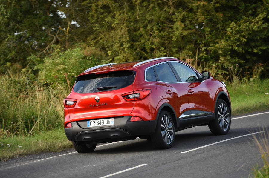 Renault Kadjar rear