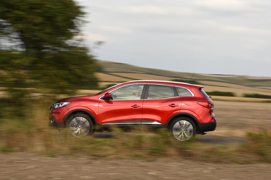 £24,795 Renault Kadjar Signature Nav