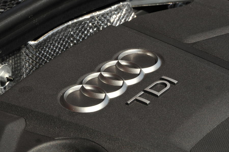 Audi 2.0-litre TDI Ultra engine