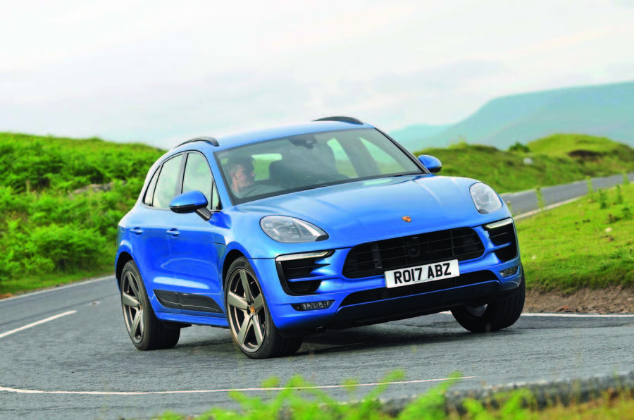Nearly New Buying Guide Porsche Macan Autocar