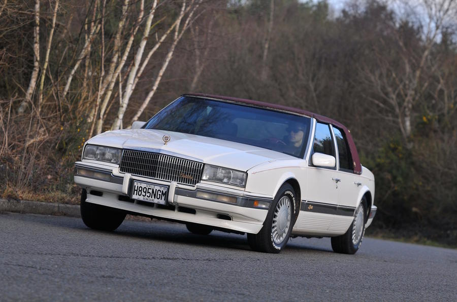 Used Cadillac | Life with a Seville - part 5