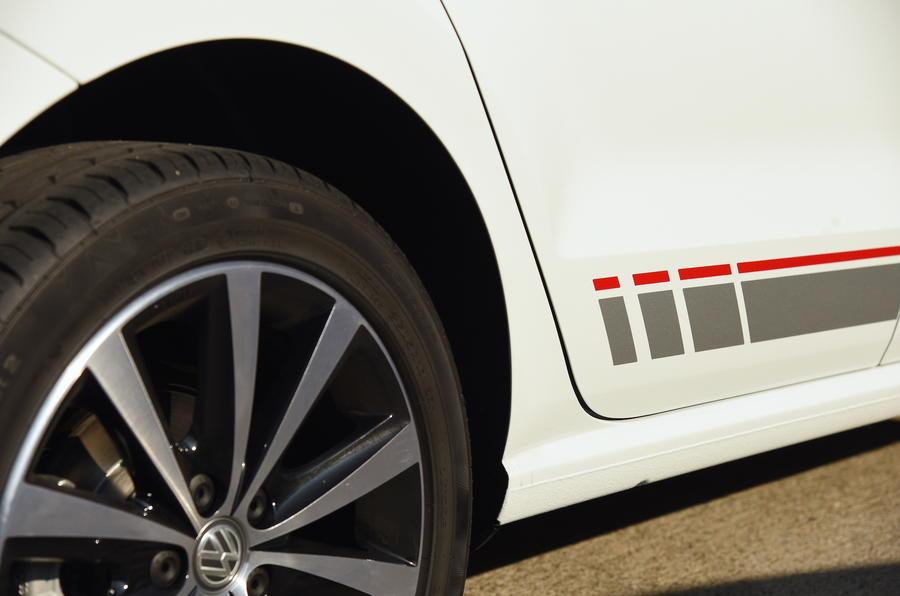 Volkswagen Polo Beats Edition decals