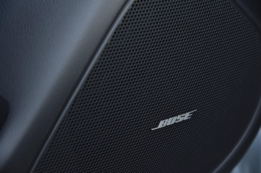 Mazda 6 Bose sound system