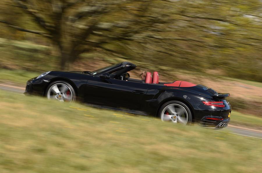 GBP135766 Porsche 911 Turbo Cabriolet