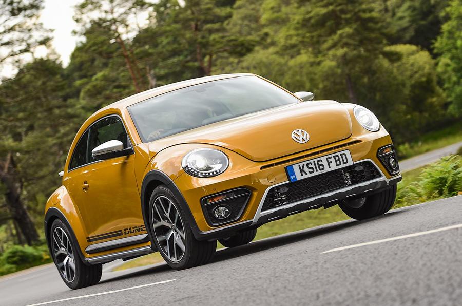 Volkswagen Beetle Dune 1.2 TSI 105