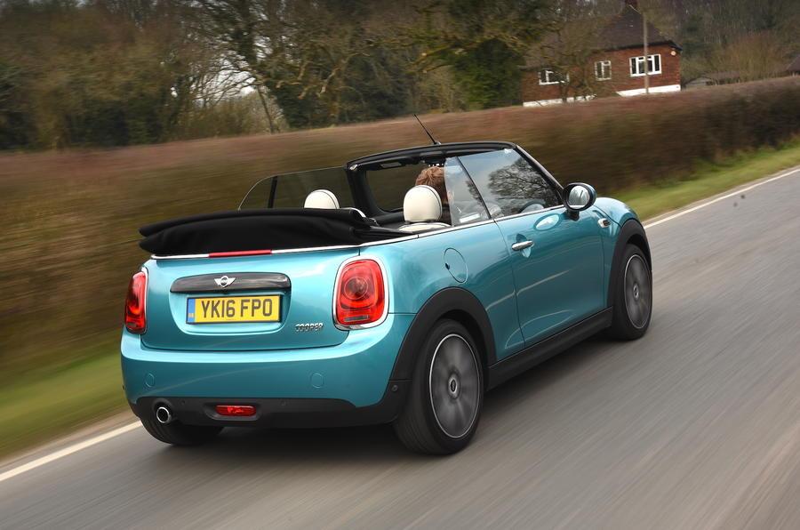 £18,475 Mini Cooper Convertible