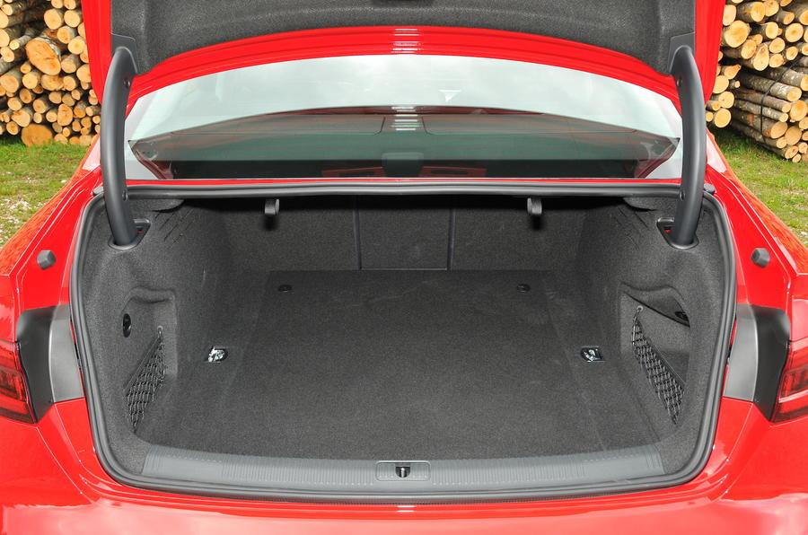 2015 Audi A4 2 0 Tdi Ultra 190 Sport Review Review Autocar