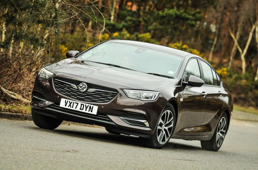 Vauxhall Insignia Grand Sport 1.5 2017 review | Autocar
