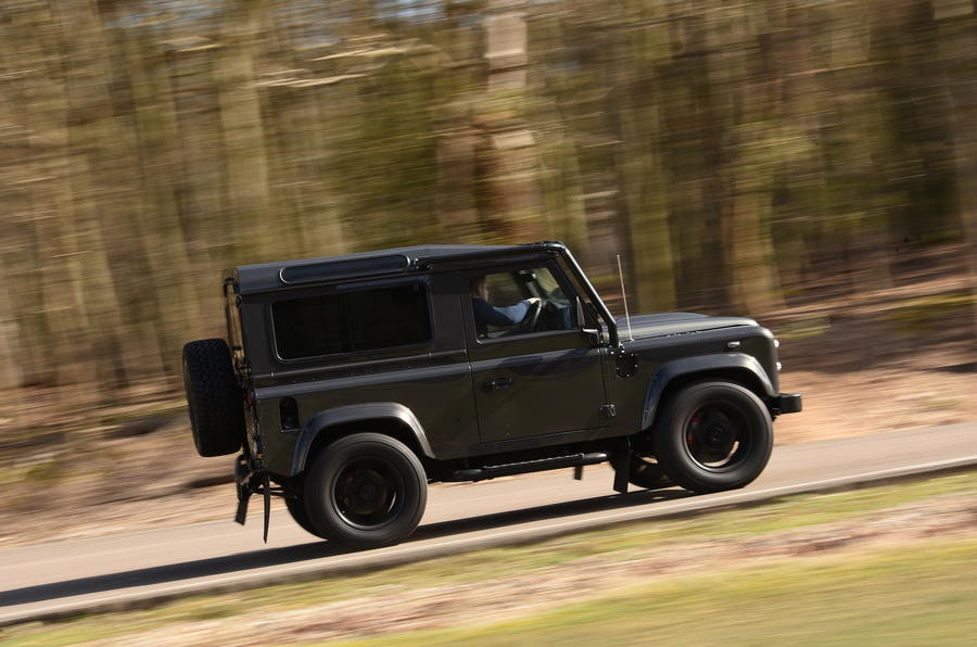 £116,284 Twisted T40S
