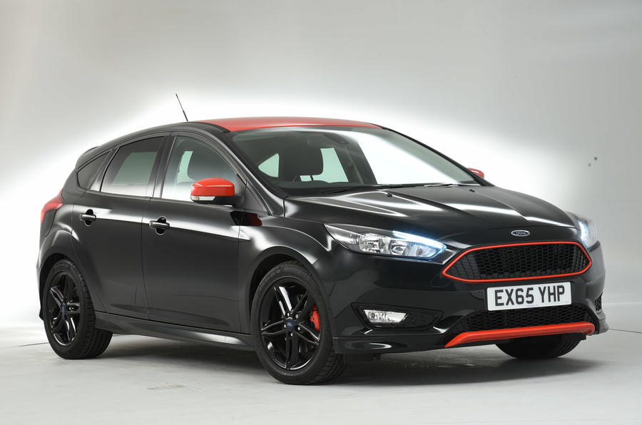 Ford Focus 1.5 Ecoboost Black Edition