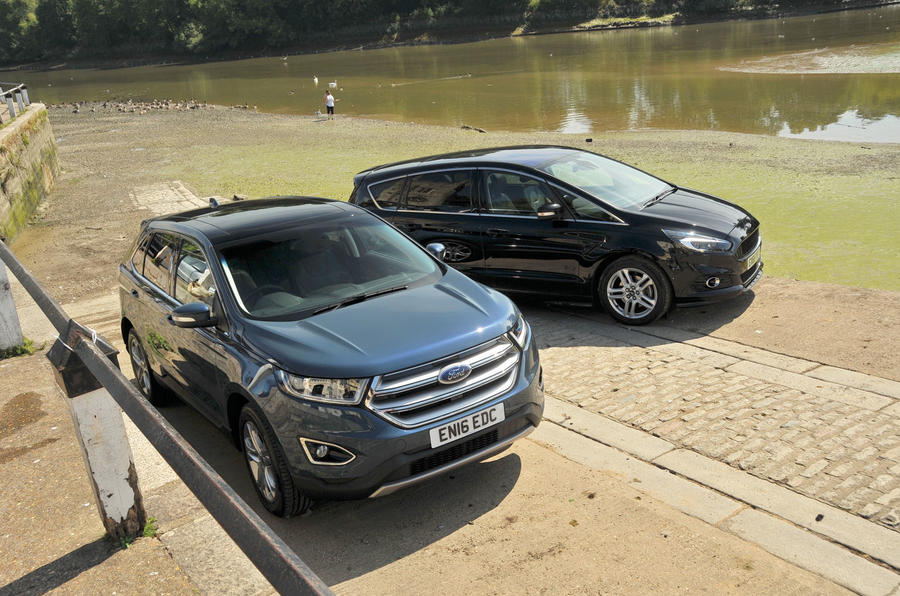 Ford Edge long-term test review: S-Max comparison