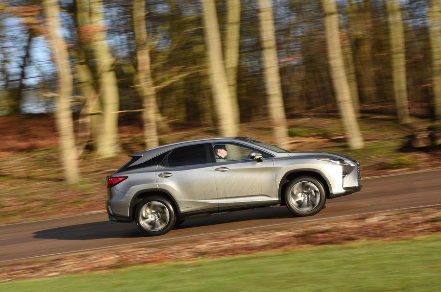 £57,995 Lexus RX450h