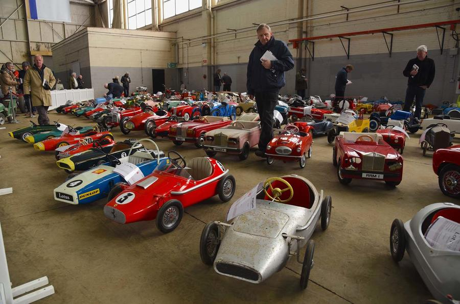 Pedal cars: the vintage machines that are hugely collectible | Autocar