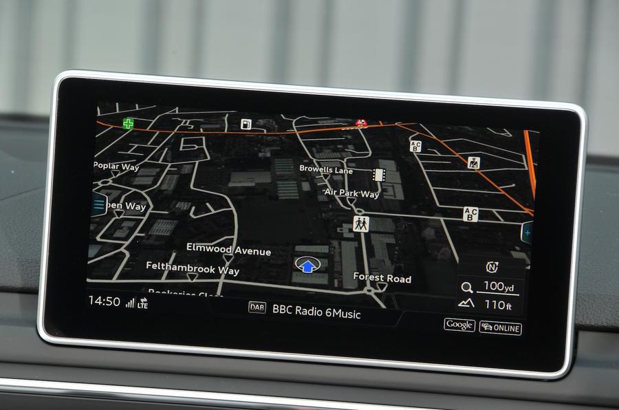 2016 Audi A4 allroad quattro 2.0 TDI 190 S tronic