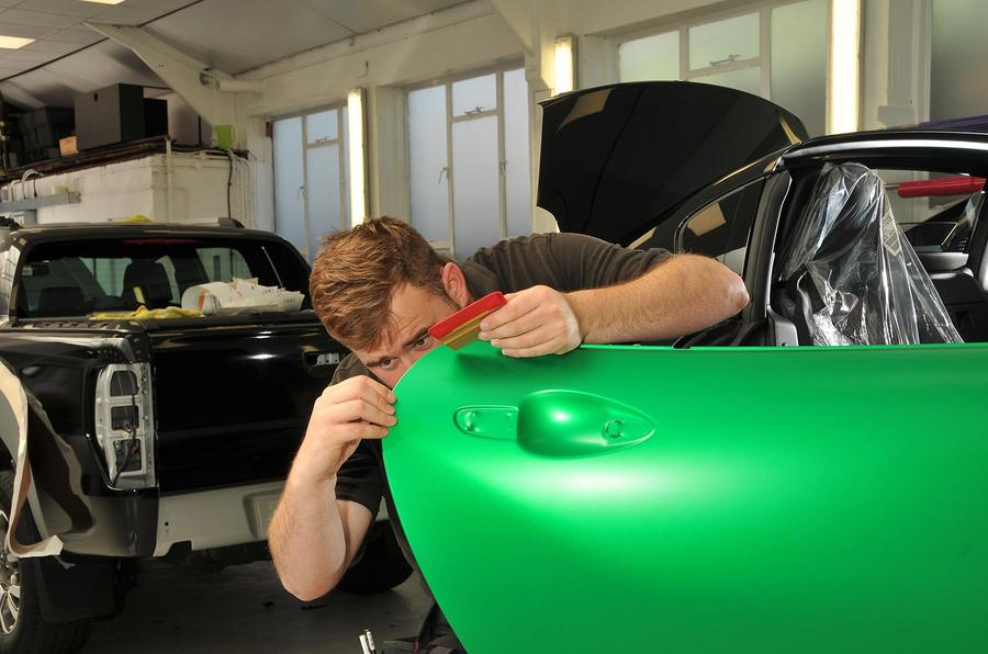 How To Wrap A Car The Art Of Transforming Cars With