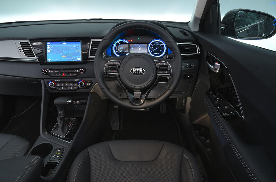 Kia Niro long-term test review: first report