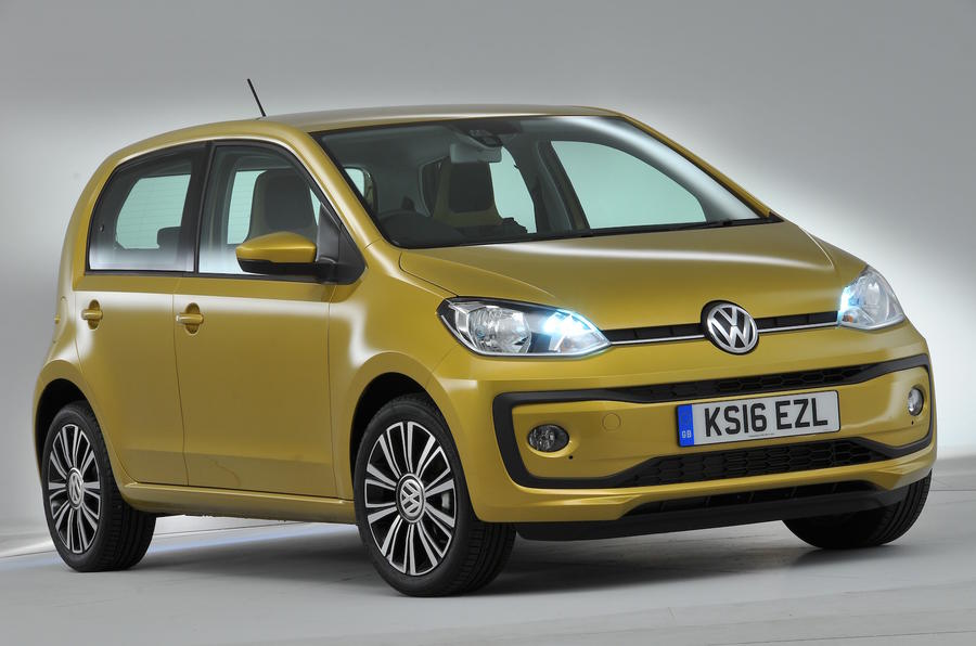 Up volkswagen 2016