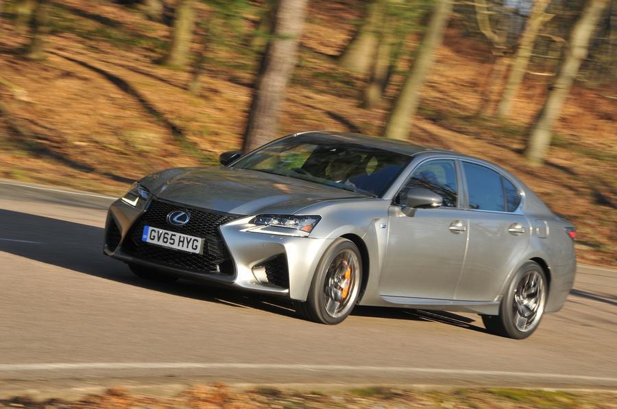 £69,995 Lexus GS F