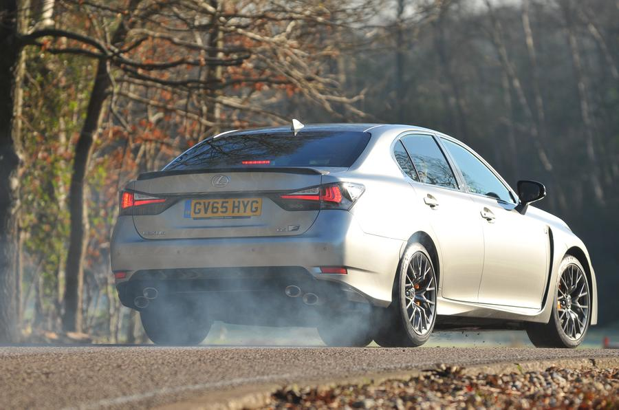 471bhp Lexus GS F