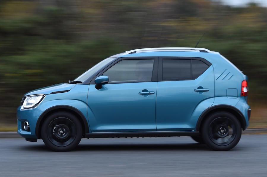 2017 Suzuki Ignis 1.2 Dualjet SHVS SZ5 Allgrip Review