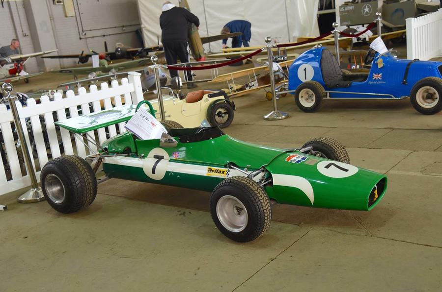Public Car Auction >> Pedal cars: the vintage machines that are hugely ...
