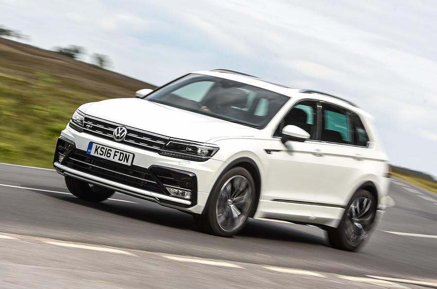 2016 Volkswagen Tiguan R-Line 2.0 TDI 150 4Motion DSG review review | Autocar