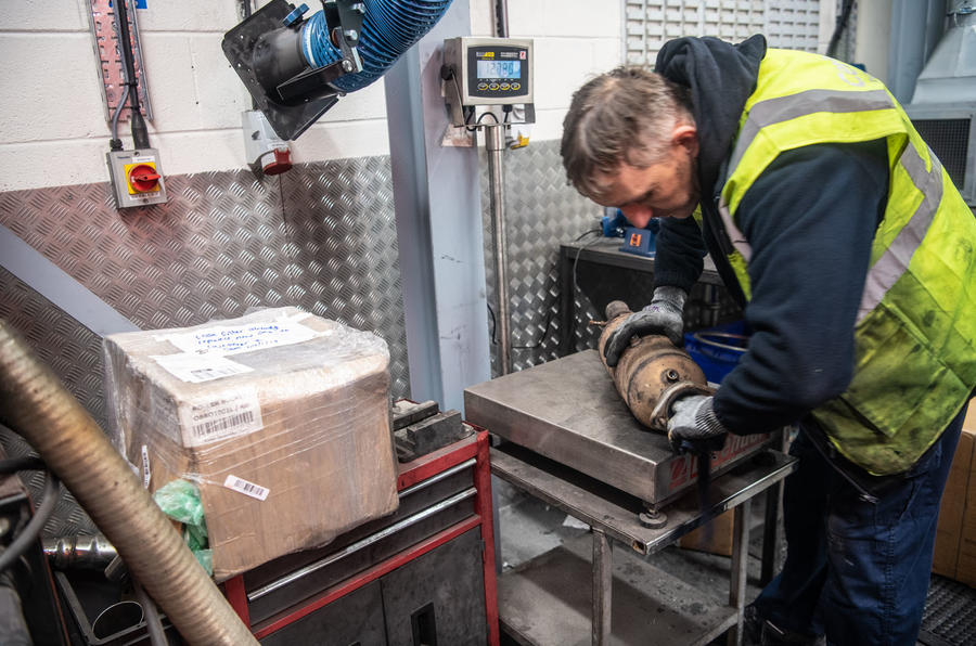 Getting cleaned out: diesel particulate filters 10 years on