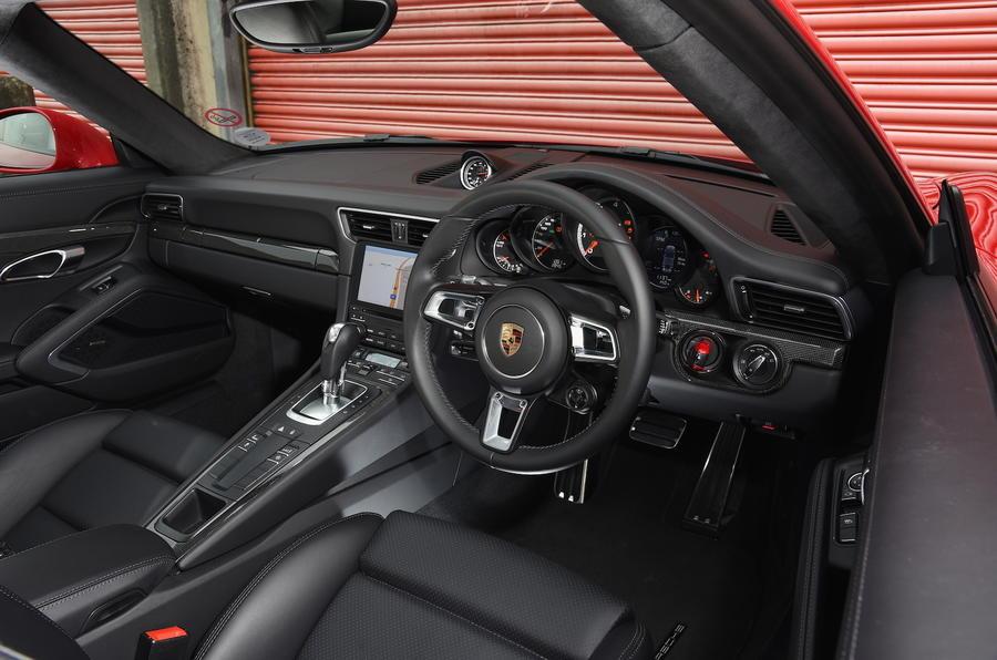 2016 porsche 911 turbo s review review autocar