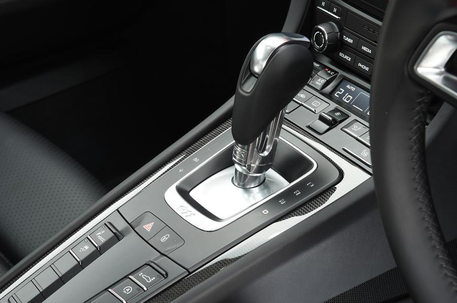 Porsche 911 PDK gearbox