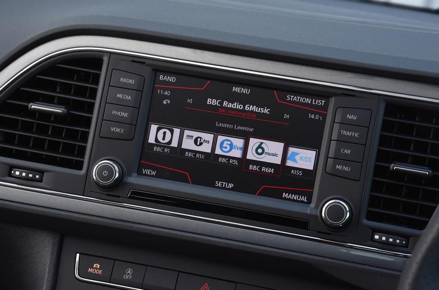 2016 Seat Leon 1 4 Ecotsi Fr Titanium Review Review Autocar