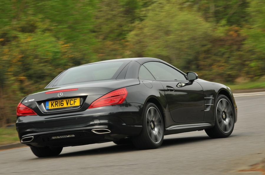 Mercedes Benz Sl Review