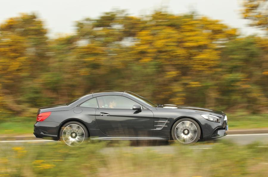 2016 Mercedes-Benz SL 400 AMG Line review | Autocar