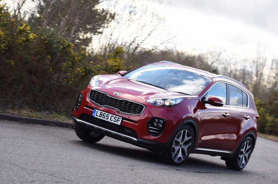 2016 kia sportage 1 6 t gdi gt line uk review review autocar. Black Bedroom Furniture Sets. Home Design Ideas