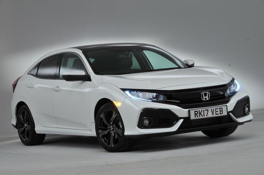 4 star Honda Civic EX 1.0 Turbo