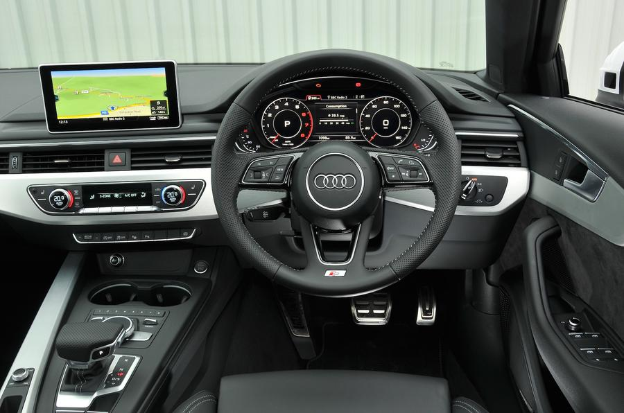 2016 audi a4 avant 2 0 tfsi s line review review autocar. Black Bedroom Furniture Sets. Home Design Ideas