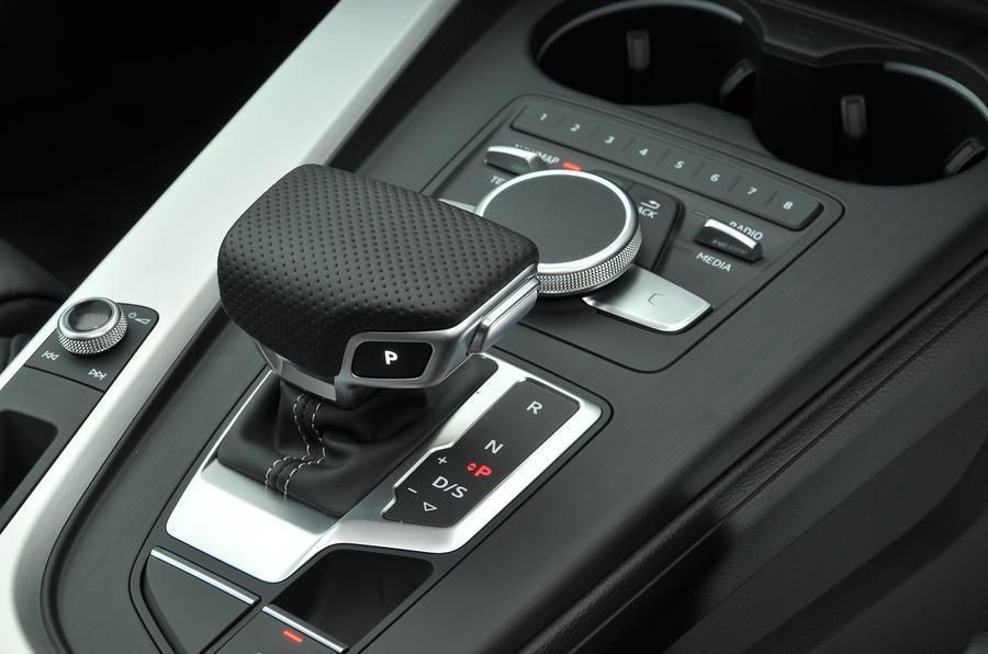 Audi A4 Avant auto gearbox
