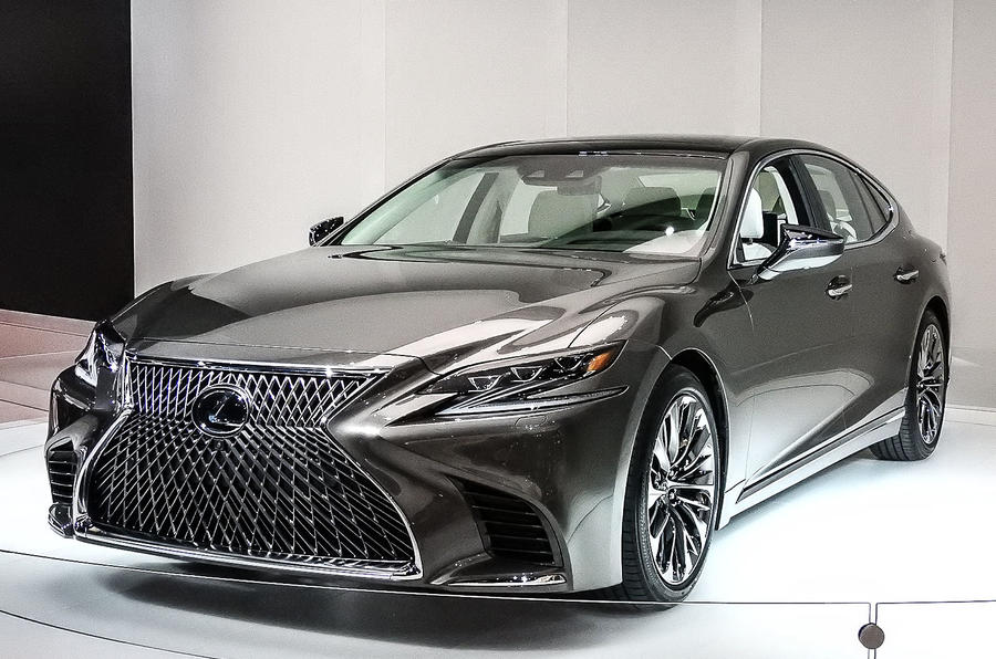 Lexus Ls Flagship Luxury Saloon Priced From 72 595 Autocar